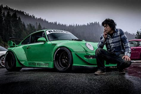 rauh welt porsche 911 rwb porsche kits for 2017
