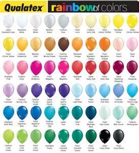 balloon colors decorations miami bulk balloons