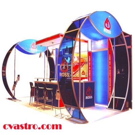 layout ruang pameran jasa desain booth pameran exhibition