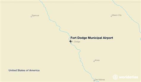 fort dodge airport flights fort dodge municipal airport fod worldatlas