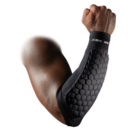 Arm Slevee Mcdavid No Pad hex forearm sleeves pair mcdavidusa
