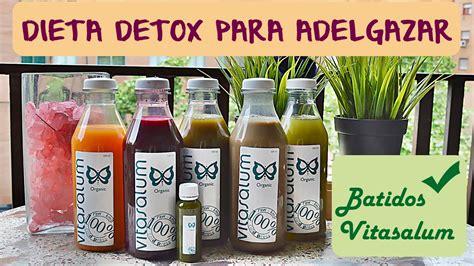 Dietas Detox Recetas by Dieta Detox Para Adelgazar Con Zumos Vitasalum