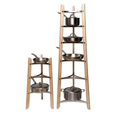 Kitchen Pot Stand Pot Racks At Kitchen Accessories Unlimited