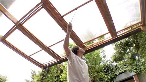 techo policarbonato corredizo h 225 galo usted mismo 191 c 243 mo hacer un techo corredizo de