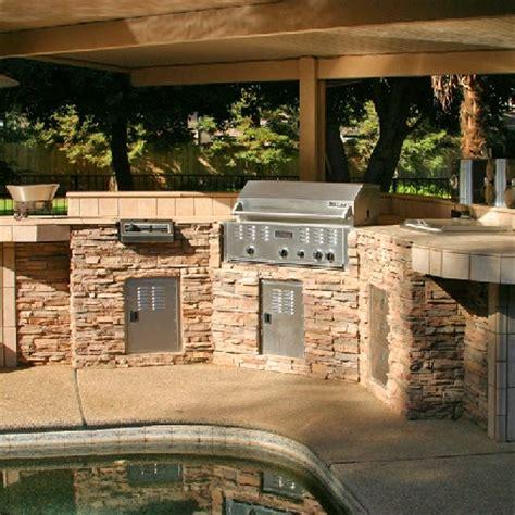 Backyard Grill Fresno Bbq Outdoor Kitchens Grills Fresno Custom Design Bbq Islands