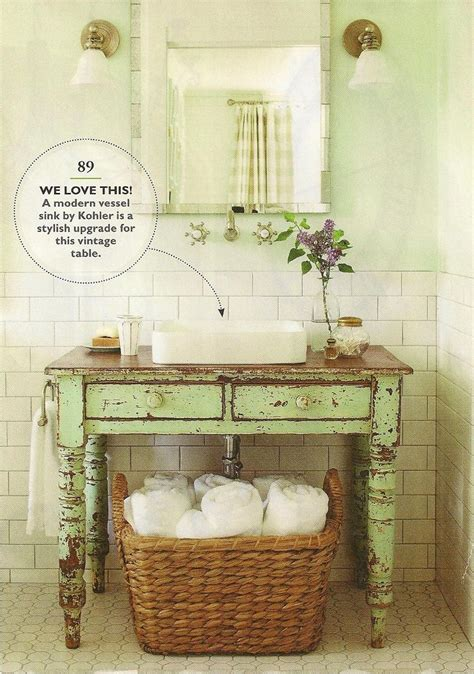 rustic vintage home decor 25 best ideas about small rustic bathrooms on pinterest