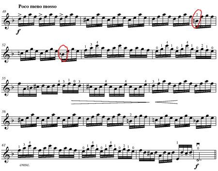 Suzuki Book 6 Violin La Folia By Corelli Arranged Suzuki Part 1 Teach
