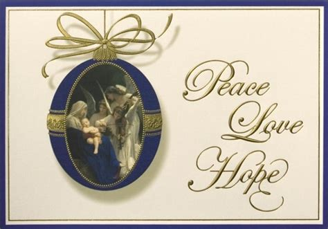 religious christmas ornament angels by cardsdirect
