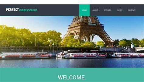 best travel site 40 best travel website html templates templatemag