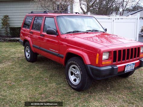jeep cherokee sport 2001 jeep cherokee sport
