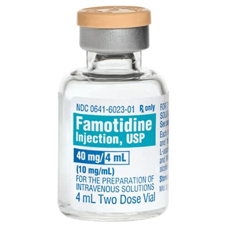 famotidine dogs shop famotidine injection for dogs and cats