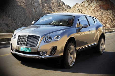 bentley suv 2018 bentley suv targets 200mph for 2016 launch autocar