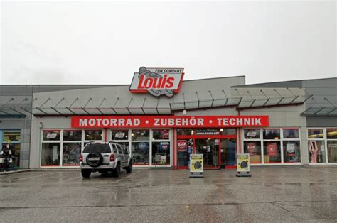 Louis Motorrad Klagenfurt louis megashop villach louis motorrad freizeit