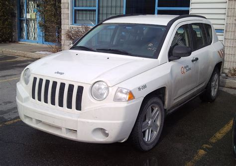 Jeep Compass 07 File 07 09 Jeep Compass Hydro Qu 233 Bec Jpg Wikimedia Commons