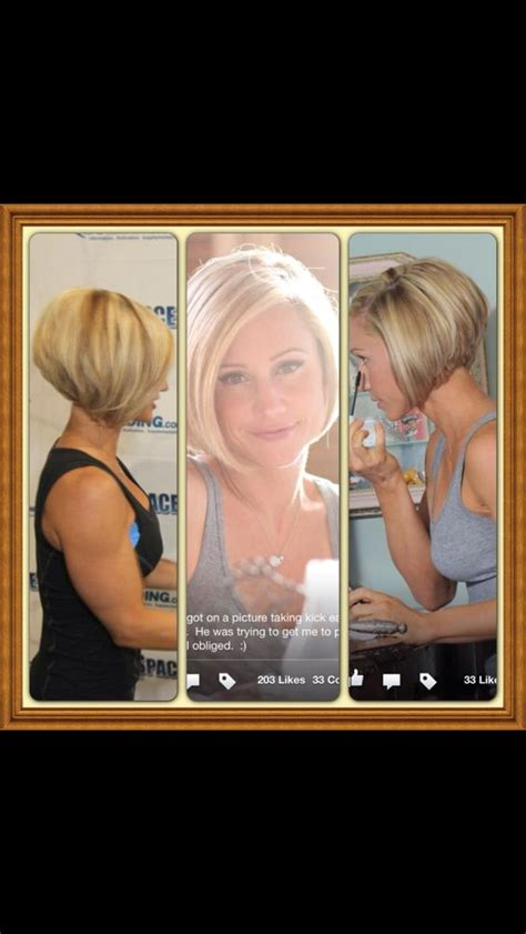 jamie eason haircut photos jamie eason her hair and hair on pinterest