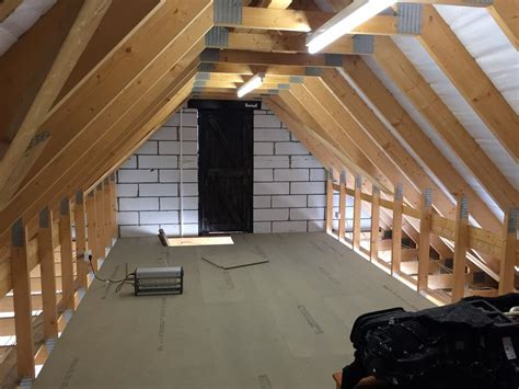 garage quot attic quot conversion loft conversions job in norwich norfolk mybuilder