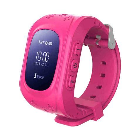 Best Hp Handphone Jam Tangan Anak Smart Smartwatch Samsung Oppo jual cleverwatch q50 smartwatch jam tangan anak pink harga kualitas terjamin
