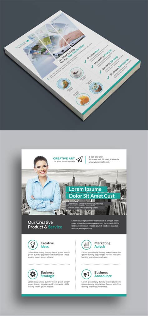 flyer design name 25 professional corporate flyer templates design