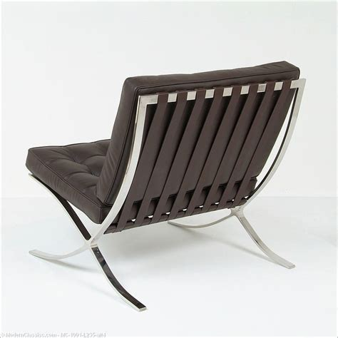 barcelona bench reproduction barcelona chair reproductions chairs seating