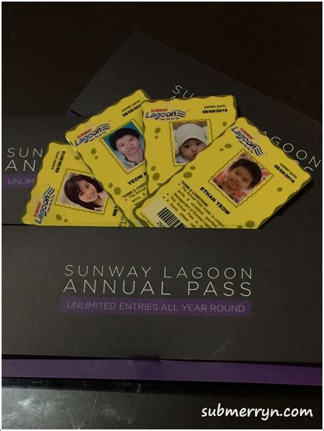 theme park yearly pass sunway lagoon theme park admission tickets giveaway 171 home