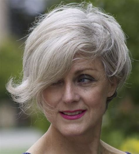 gray hairstyles for women over 50 90 classy and simple short hairstyles for women over 50