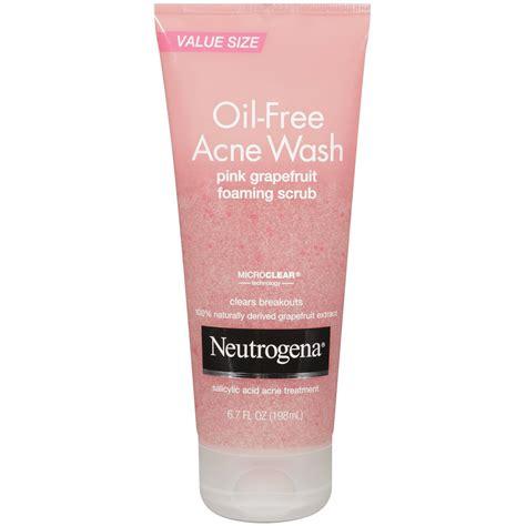 Best Seller Verile Acne Wash neutrogena redness soothing cleanser free acne wash 6 fl oz walmart