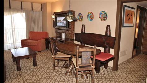 Jambo House 1 Bedroom Villa animal kingdom lodge 1 bedroom accessible villa jambo