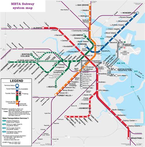 boston metro map boston area transportation buyer s choice realty
