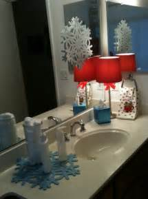 Bathroom Christmas Decoration Easy To Apply Ideas This Decorating Your Bathroom Ideas