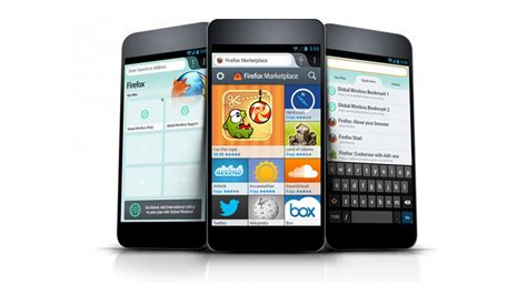 firefox mobile phone how is firefox os different from android ios windows