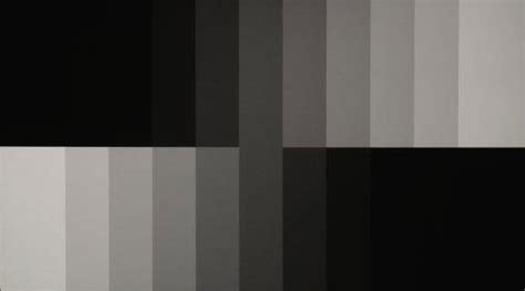 test pattern black pluge how to calibrate your hdtv page 4 sound vision