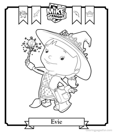 nick jr mike the knight coloring pages mike the knight coloring pages 1 mike the knight