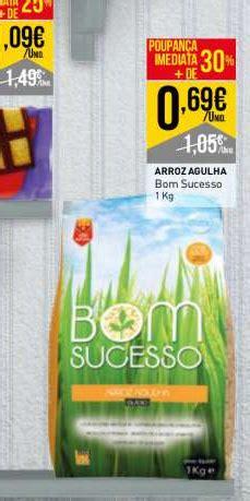 novos vales desconto arroz bom sucesso oportunidades e promo 231 245 es intermarch 201 antevis 227 o acumula 231 227 o de 20 a 26
