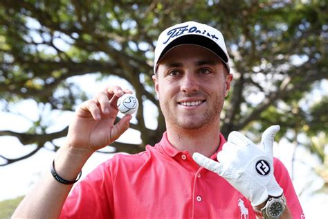 Dennis Justin Mba by Justin Joins Pga Tour S 59 Club East Bay Times