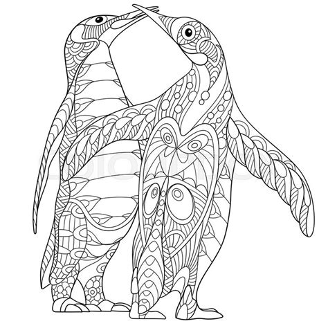 galapagos penguin coloring page 100 penguin color page printable coloring pages for