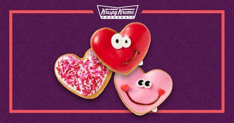 Happy Hearts From Krispy Kreme by Happy Hearts Krispy Kreme Doughnuts Showcases