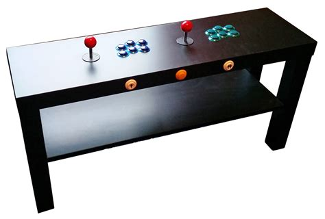 PIK3A Retro Gaming Table Mk II   element14   Raspberry Pi Projects