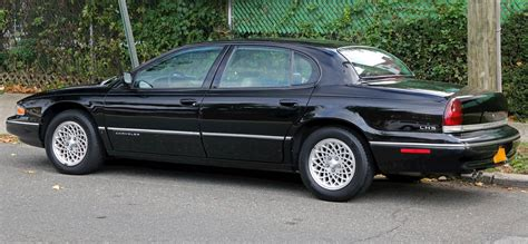 how cars run 1995 chrysler lhs regenerative braking 1995 chrysler lhs base sedan 3 5l v6 auto