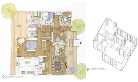 residential layout design concepts residential concept design hand drafting rendering