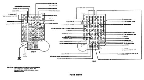 gmc safari fuse box wiring automotive diagram diagram