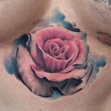 real rose tattoos 121 traditional modern tattoos and designs