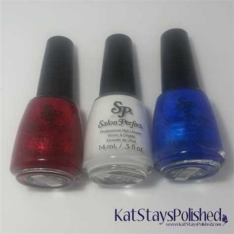 perfect paint kat stays polished beauty blog with a dash of life salon perfect paint the town red white