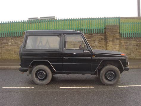Diesel G Wagon by 1988 Mercedes G Wagon 300 Gd Diesel Sold Car And Classic