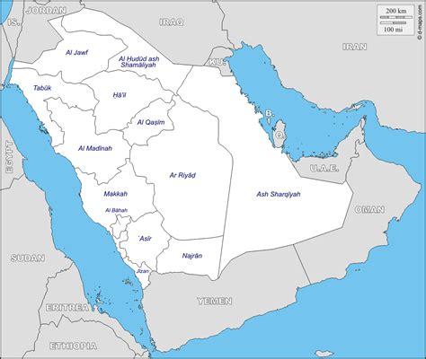 arabia map map for saudi arabia travelsmaps