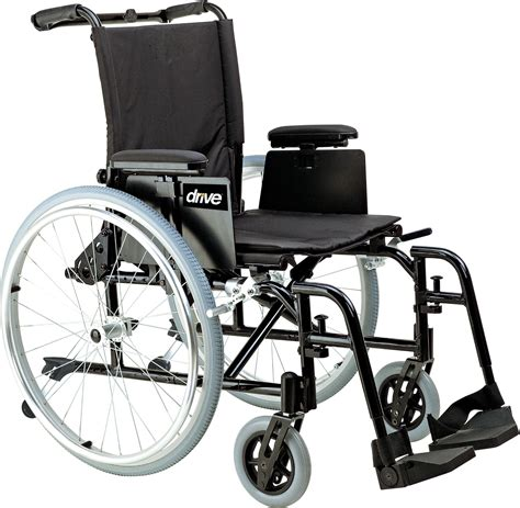 seat depth drive cougar ultralight aluminum wheelchair 18 quot wide