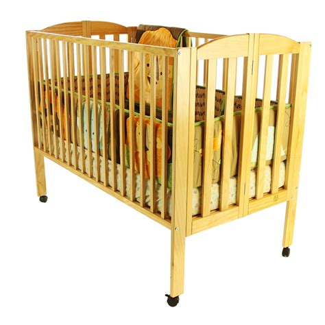 Crib Width by Sized Crib With Mattress And Fitted Sheet