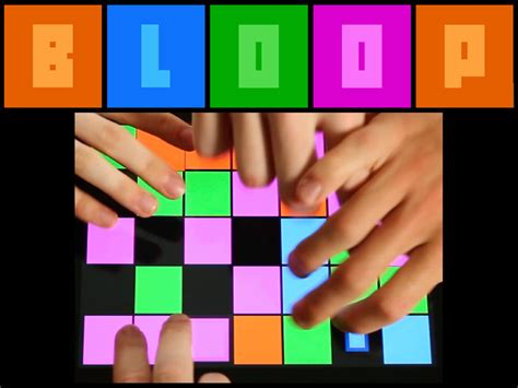 Bloop Top bloop tabletop finger frenzy android apps on play
