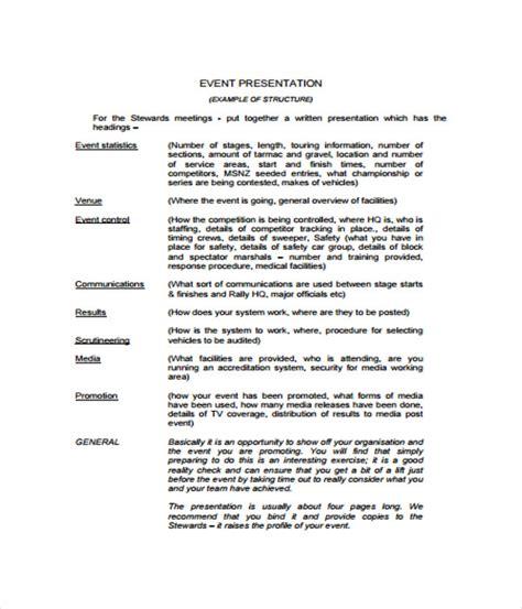 event presentation layout 17 presentation templates free word pdf ppt documents