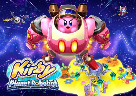 Review: Kirby: Planet Robobot combines angry American