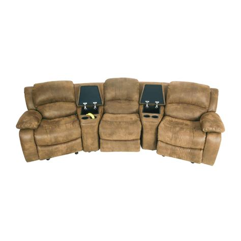 theater seating couch 87 off raymour and flanigan raymour and flanigan